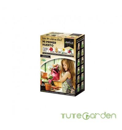Kit de semillas para huerto urbano