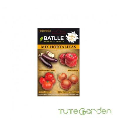 Kit de semillas de hortalizas