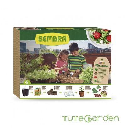 Kit primer huerto urbano de horticolas