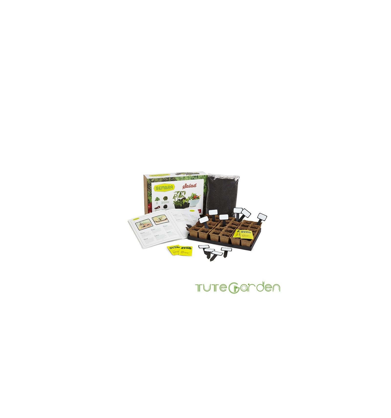 Mi huerto urbano kit salad - Mi huerto urbano ...