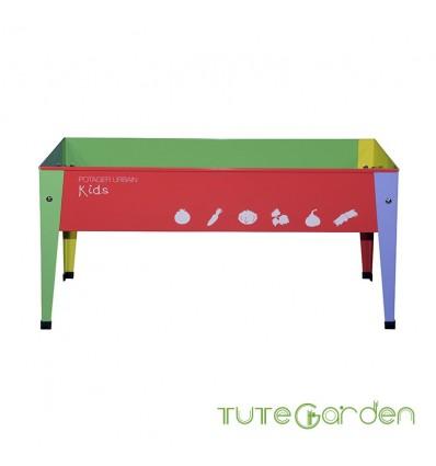 Mesa de cultivo infantil 100x40x65cm